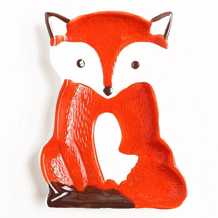 Ceramic Fox Spoon Rest