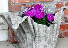 DIY Towel Planter