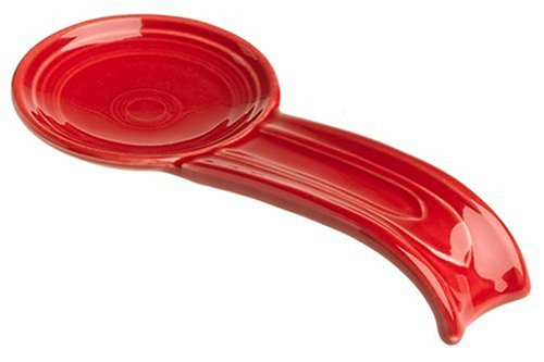 Red Scarlet Spoon Rest