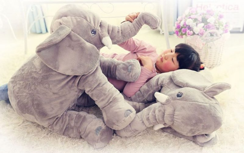 Soft Elephant Toy
