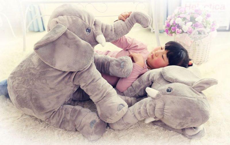 Soft Elephant Toy
