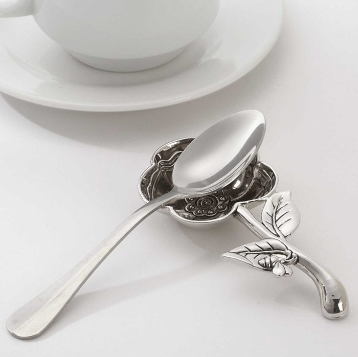 Sunflower Designed Spoon Rest