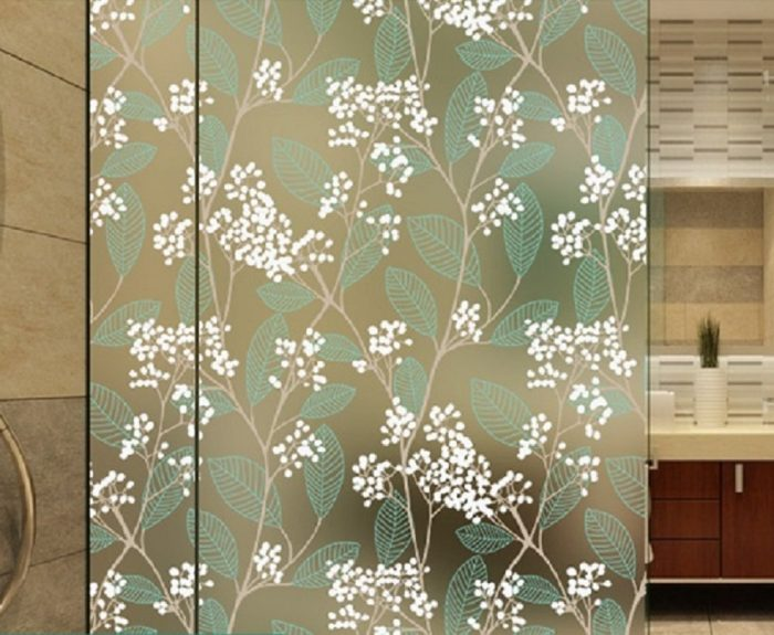 Tree Branch Decorative Window Film
