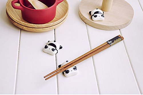 Kawaii Cartoon Animal Pattern Chopstick Rest