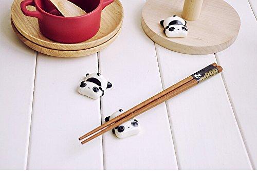 Kawaii Cartoon Animal Pattern Chopstick Rest