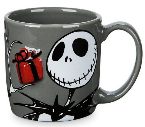 Adorable Jack Skellington Halloween Coffee Mug