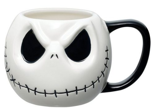 Awesome Jack Skellington Halloween Coffee Mug