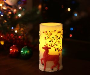 23 Awesome Christmas Candles for You