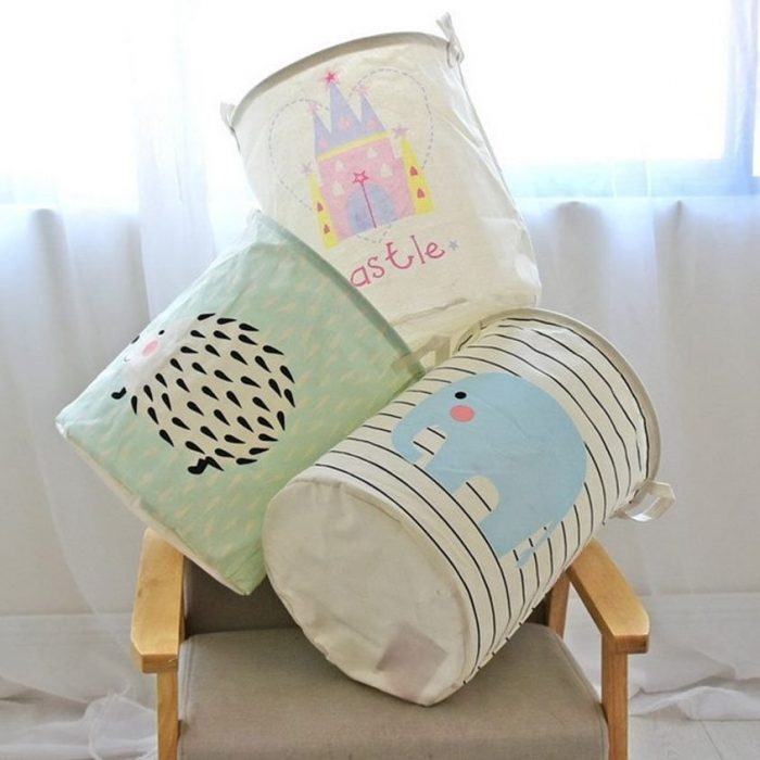 Fun Designs Cute Laundry Hampers