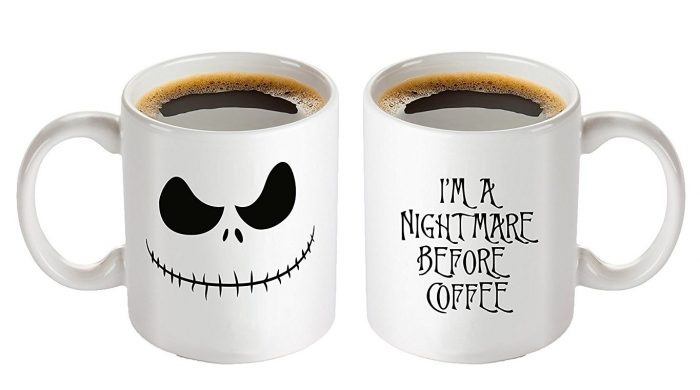 Funny Halloween Coffee Mugs