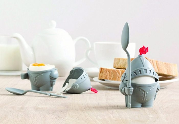 Knight Shaped Boiled Egg Holder