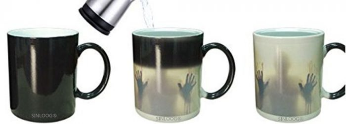 Magical Zombie Halloween Coffee Mug