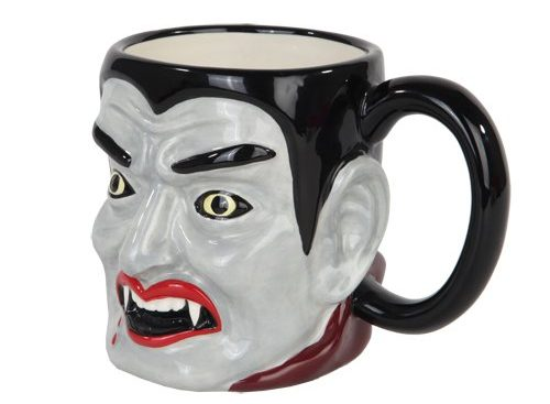 Unique and Frightful Halloween Coffee Mug