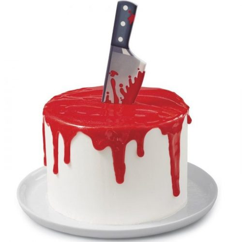 Wilton Bloody Knife Halloween Party Decor