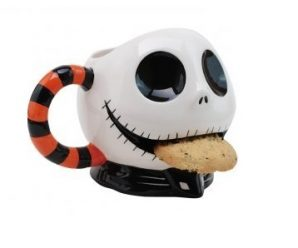 22 Most Creepy Halloween Coffee Mugs