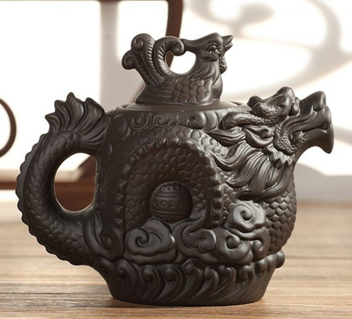 Chinese Traditional Kung Fu Teapot