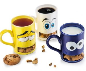 Attractive & Useful Cookie Holder Mugs
