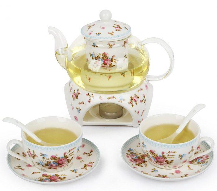 Elegant and Modern Design Teapot