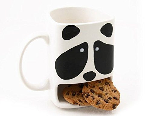 Panda Dunk Cookie Holder Mug