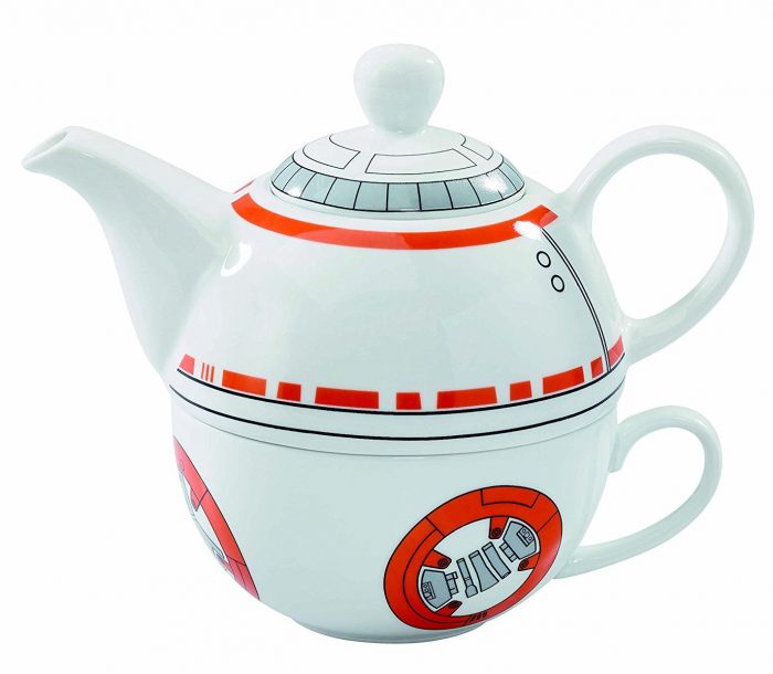 Smart Decal Design Humble Teapot