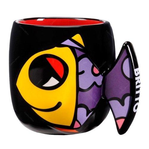 Ceramic Fish Cup Tableware