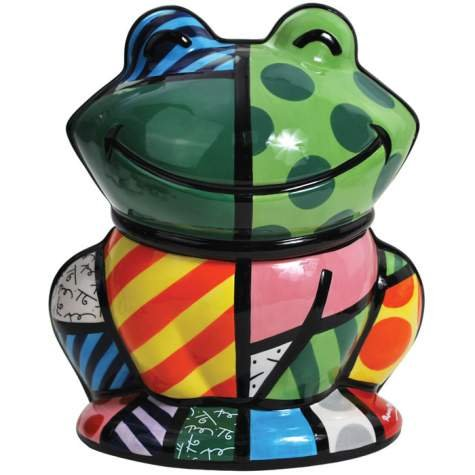 Frog Design Cookie Jar Tableware