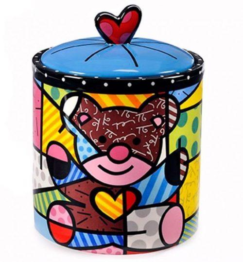 Teddy Bear Cookie Jar Tableware