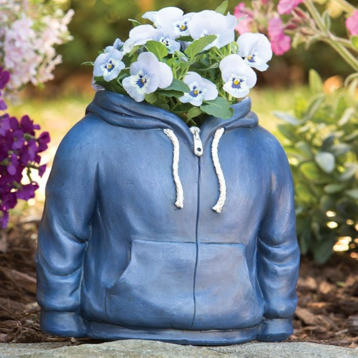 Classic Hoodie Planter