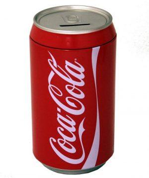 Attractive Coca Cola Can Bank