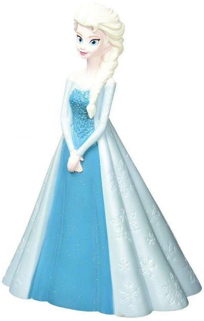 Frozen Elsa Coin Bank