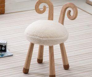 Sturdy Animal Themed Chair for Kids Room