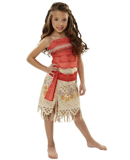 Authentic Moana Girls Costume