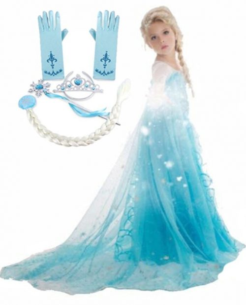 Beautiful Frozen Inspired Dress