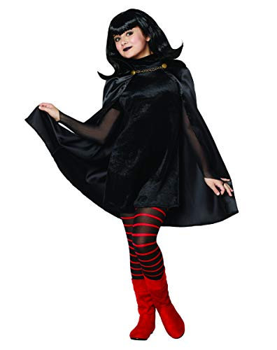 Black Cape Kids Mavis Hotel Transylvania Costume