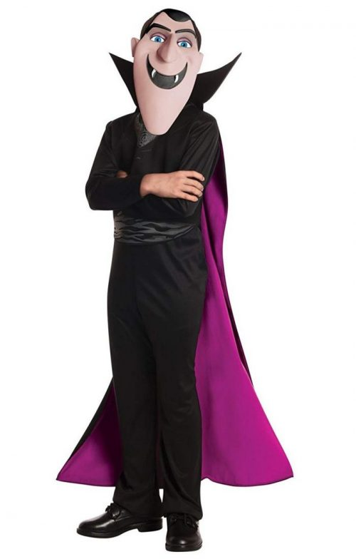 Fantastic Dracula Child Hotel Transylvania Costume