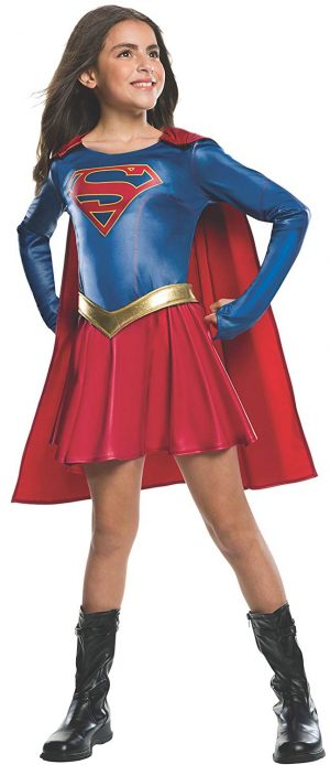 Fantastic Supergirl TV Show Costume