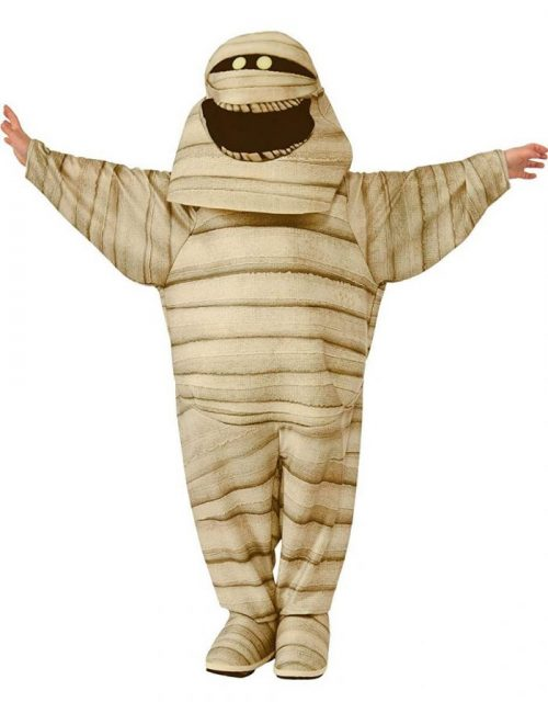 Funny Mummy Child Hotel Transylvania Costume