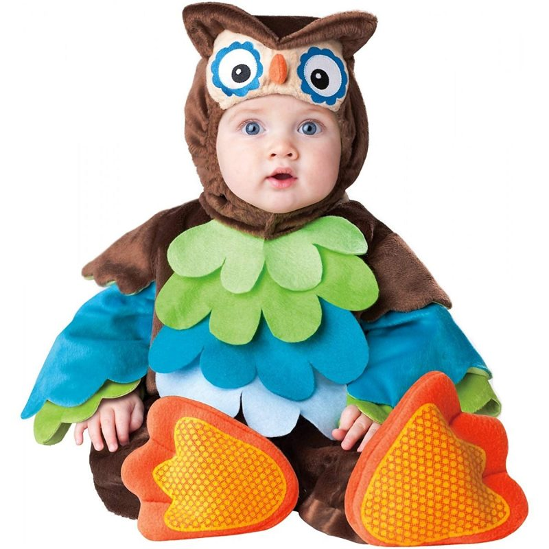 Halloween Toddler Owl Costume