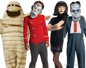 13 Amazing Hotel Transylvania Themed Halloween Costumes