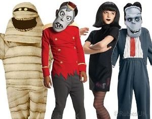 13 Amazing Hotel Transylvania Themed Halloween Costumes