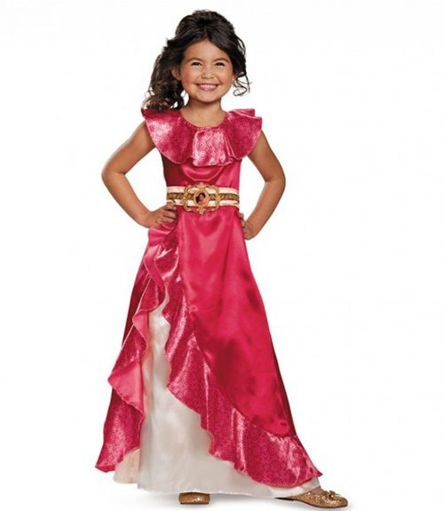 Princess Elena Adventure Girl Dress Costume