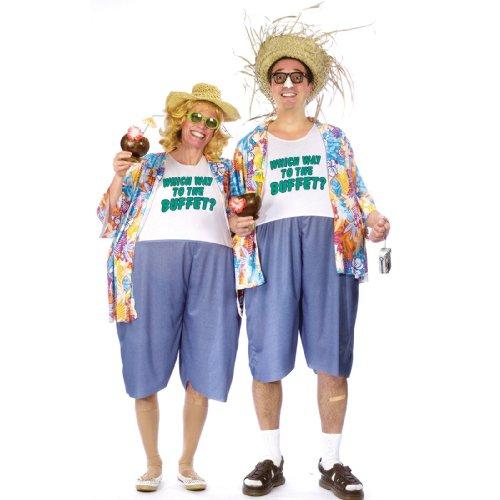 Standard Tacky Traveler Costume