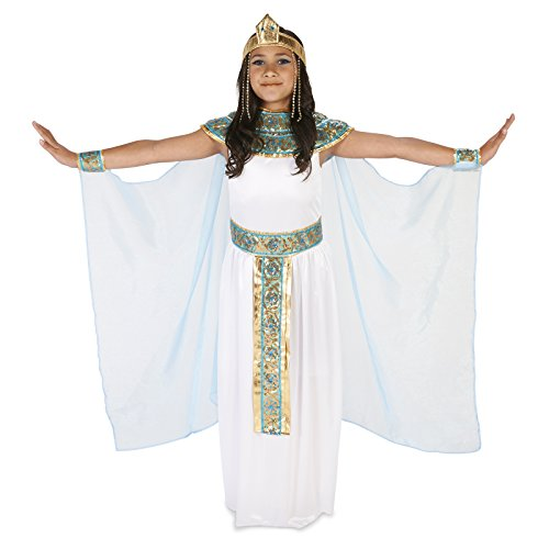 White Pharoah's Princess Child Costume