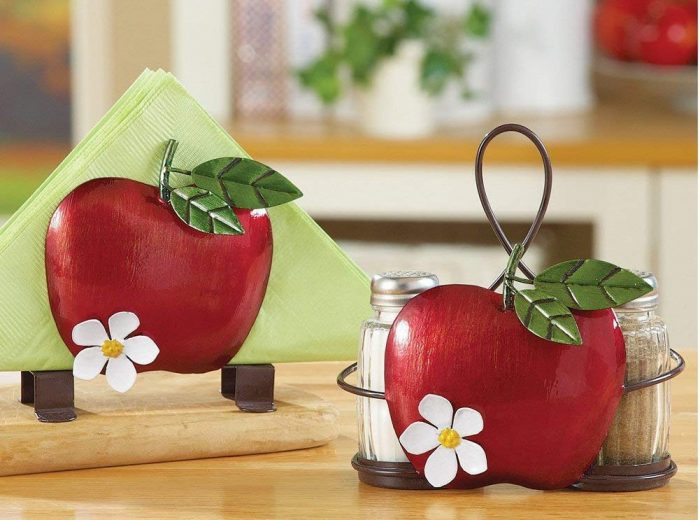 Apple Blossom Serveware Accessory Set