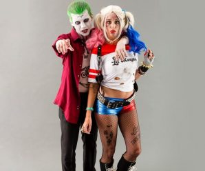 14 Amazing Couple Costumes for Halloween Party