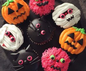 Spooky & Yummy Halloween Cupcake Recipes